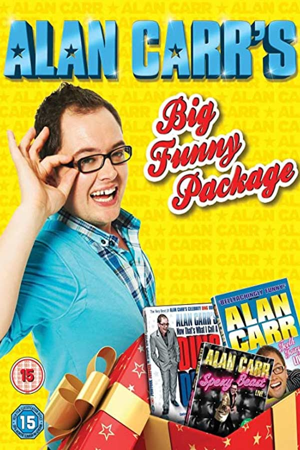 Big Funny Package DVD