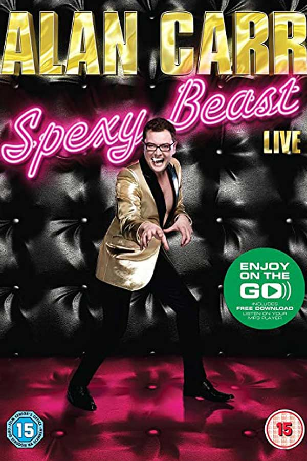 Spexy Beast cover